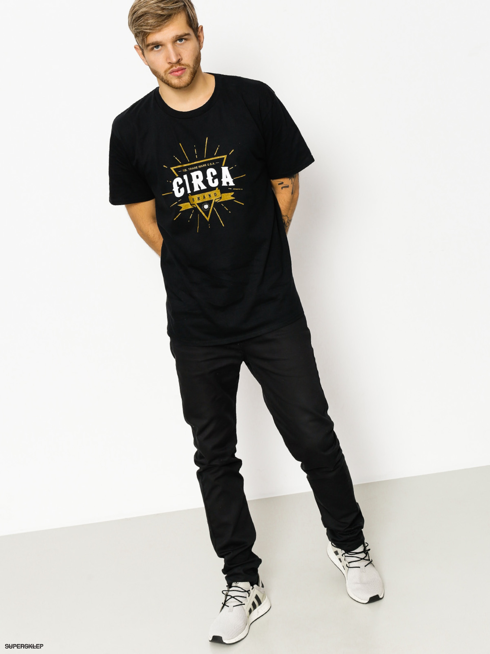 T-shirt Circa League (black)