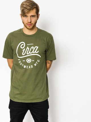 T-shirt Circa Guild (military green)