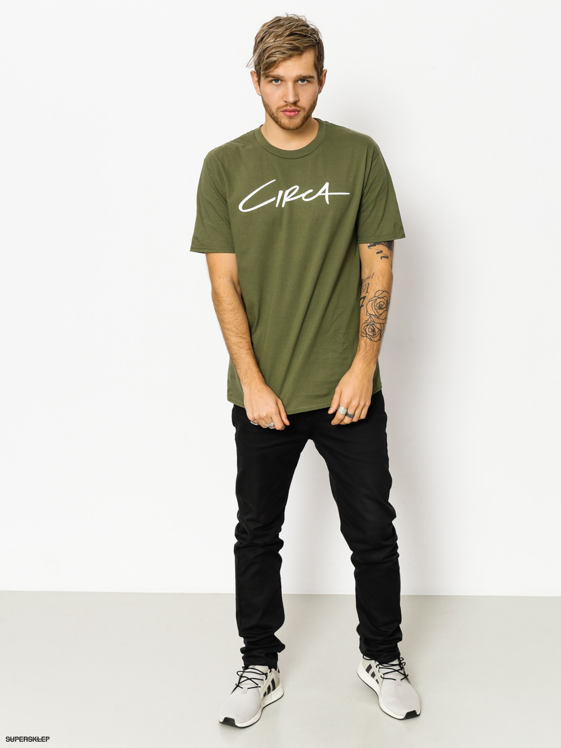 T-shirt Circa Select (military green)