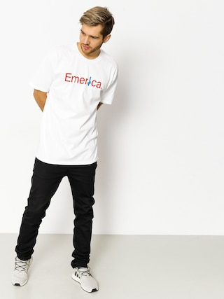 T-shirt Emerica Deathwish (white)