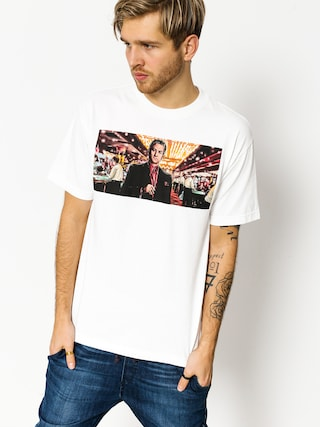 T-shirt DGK Pit Boss (white)