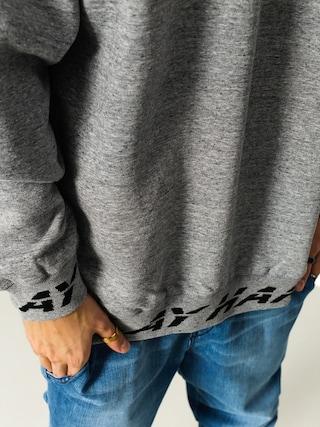 Bluza K1x Ph Crewneck (grey heather)