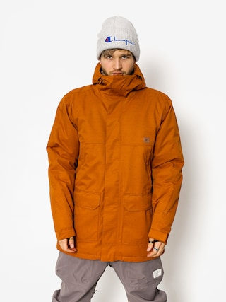 Kurtka snowboardowa DC Harbor (leather brown)