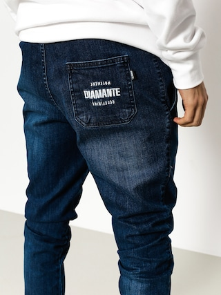 Spodnie Diamante Wear Rm Classic Jogger (dark jeans washed)