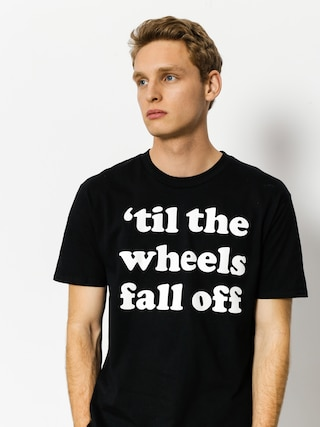 T-shirt Circa Wheels (black)
