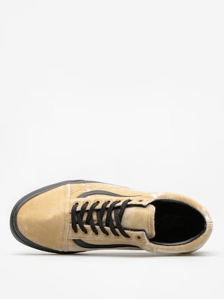 Buty Vans Old Skool (velvet/tan/black)