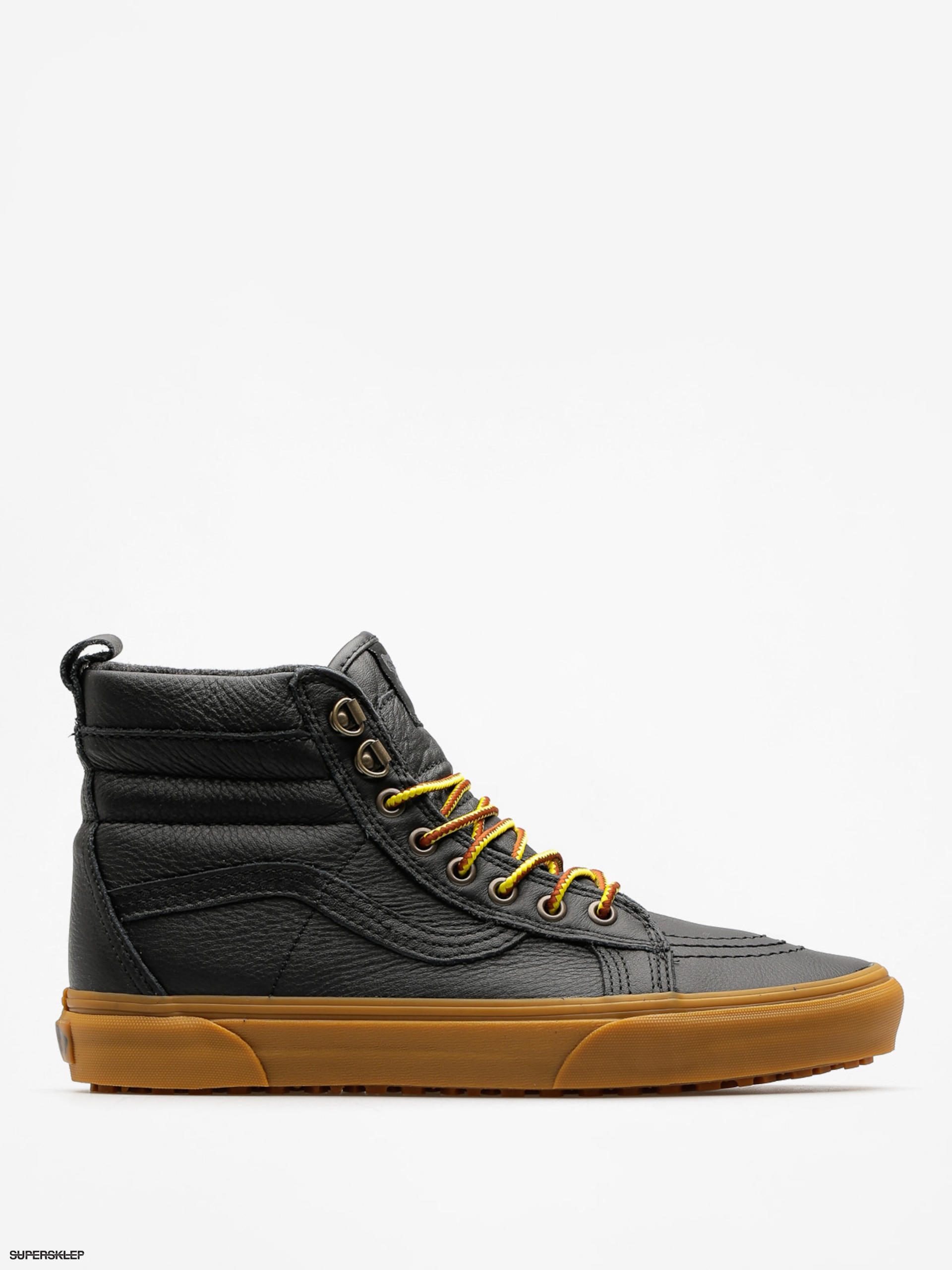 Buty Vans Sk8 Hi Mte (mte/black/leather/gum)