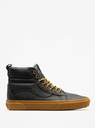 Buty Vans Sk8 Hi Mte (mte/black/leather/gum)