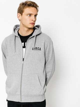 Bluza z kapturem Circa League ZHD (athletic grey)