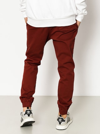 Spodnie Diamante Wear Rm Classic Jogger (burgundy)