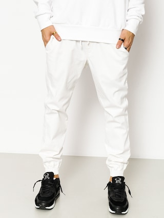 Spodnie Diamante Wear Rm Classic Jogger (white)