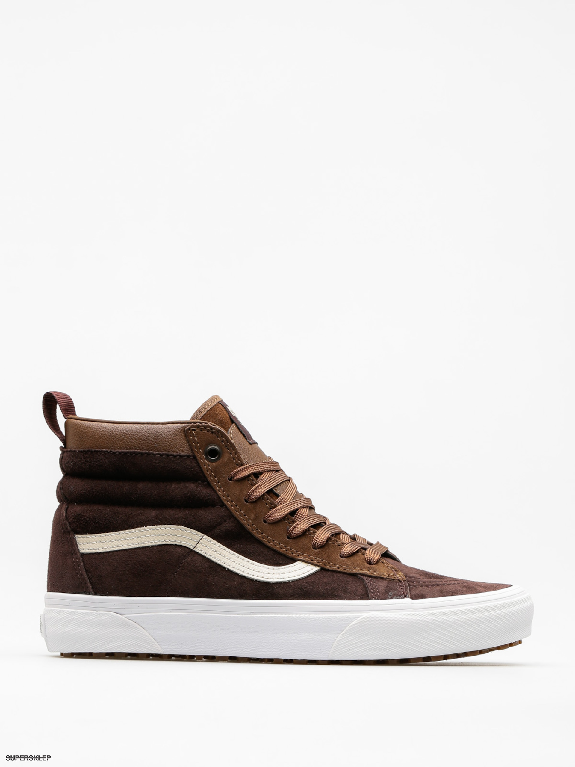 Buty Vans Sk8 Hi Mte (mte/dark earth/seal brown)