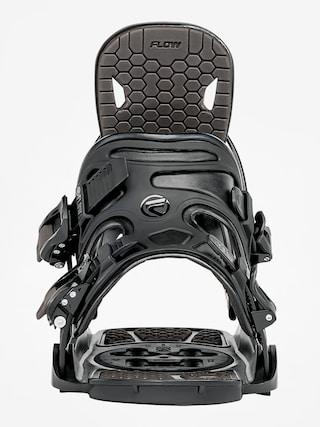 Wiązania snowboardowe Flow Alpha (black)