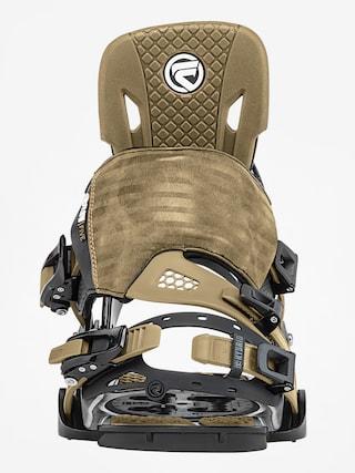 Wiązania snowboardowe Flow Five Hybrid (black/khaki)