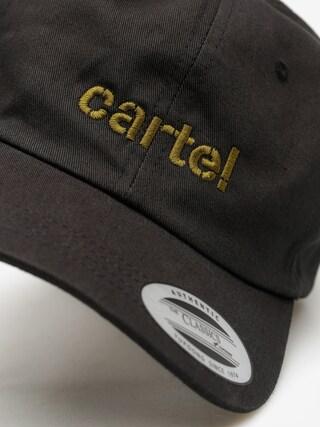 Czapka z daszkiem Backyard Cartel Disaster ZD (black)