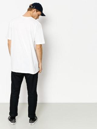 T-shirt Supra Helvetic (white/black)
