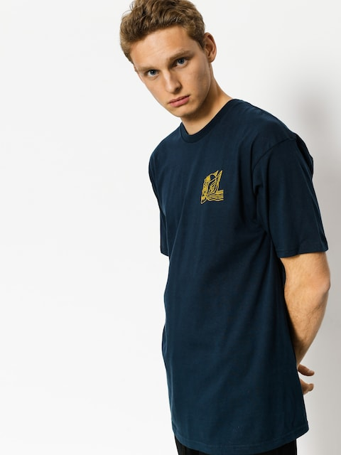 T-shirt OBEY Midnight Angels (navy)