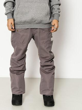 Spodnie snowboardowe Analog Contract (heathers)