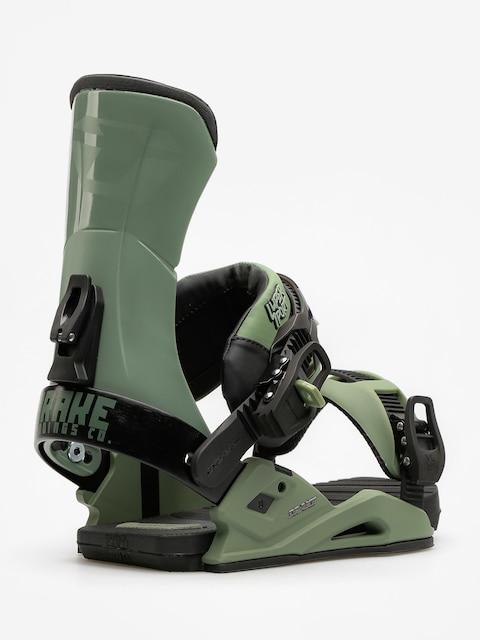 Wiązania snowboardowe Drake Super Sport (army)