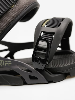 Wiązania snowboardowe Drake Podium FF (black)