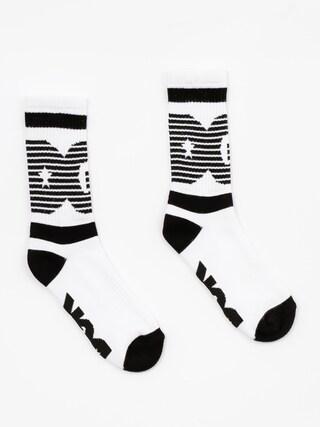 Skarpetki DGK Crew Sock Pair (white)
