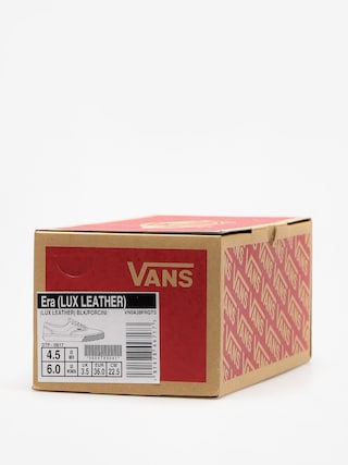 Buty Vans Era (lux leather/black/porcini)