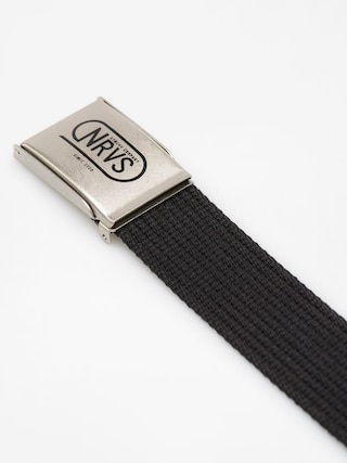 Pasek Nervous Race (black/silver)