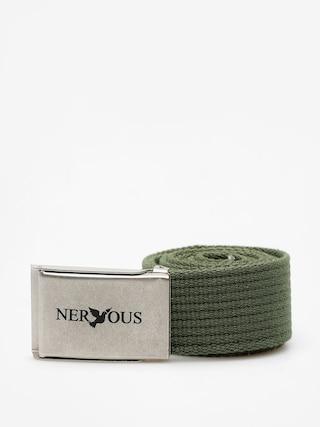 Pasek Nervous Classic (olive)
