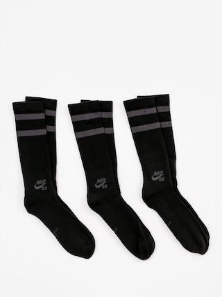 Skarpetki Nike SB Sb Crew 3 Pk (black/anthracite)