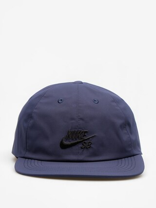 Czapka z daszkiem Nike SB H86 Cap Sb Waterproof (obsidian/obsidian/black)