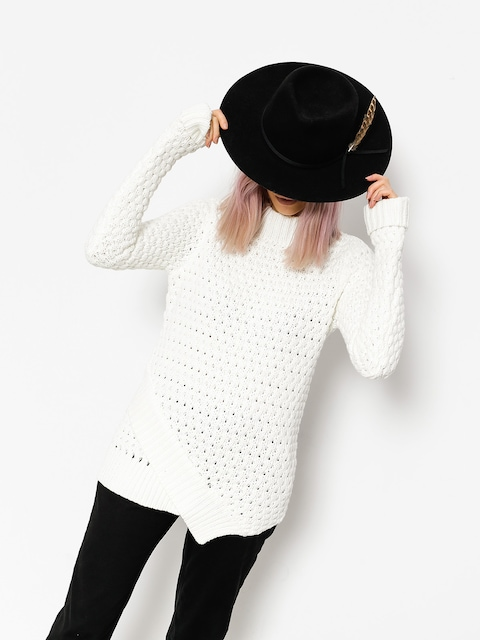 Sweter Element Burn Wmn (ivory)