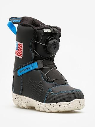 Buty snowboardowe Northwave Lf Spin (black)