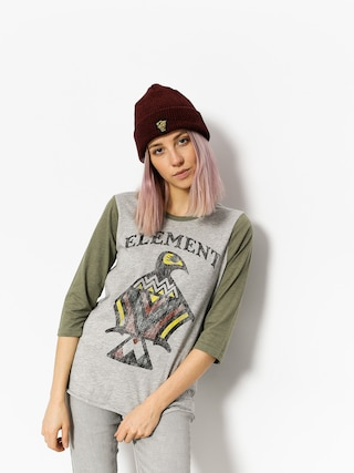 Koszulka Element Eagle Qs Wmn (heather grey)