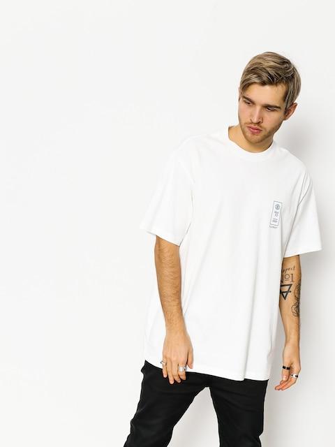 T-shirt Element Cipher (optic white)