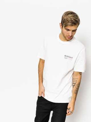 T-shirt Element Laze (optic white)