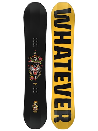 Deska snowboardowa Bataleon Whatever (yellow/black)