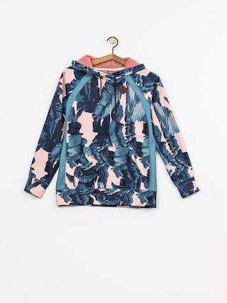 Bluza z kapturem Burton Heron HD Wmn (zolatta)