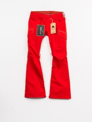 Spodnie snowboardowe Burton Gloria Wmn (fiery red)