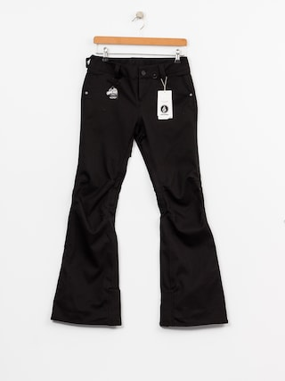 Spodnie snowboardowe Volcom Species Stretch Wmn (blk)