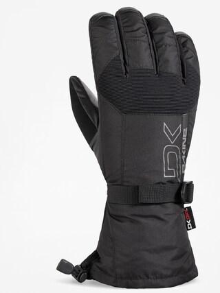 Rękawice Dakine Leather Scout (black)