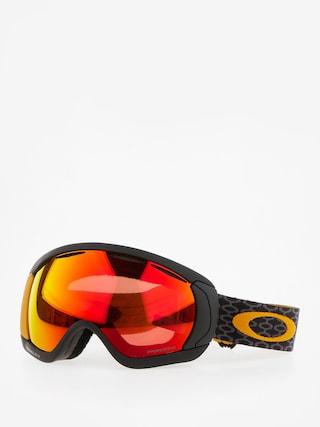 Gogle Oakley Canopy (skygger black orange/prizm snow torch iridium)