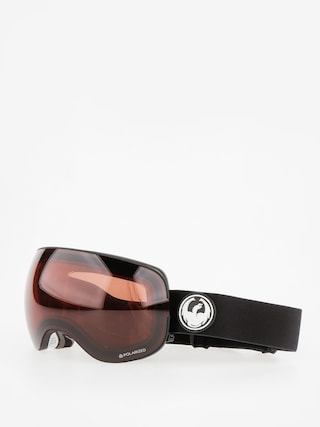Gogle Dragon X2 (black/lumalens polarized)