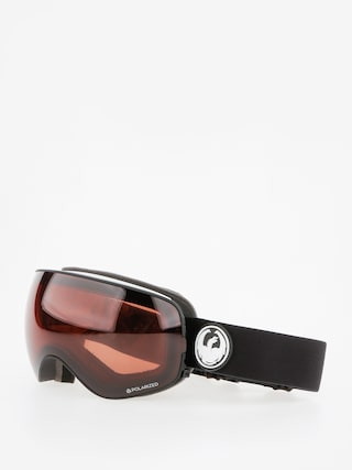 Gogle Dragon X2s (black/lumalens polarized)