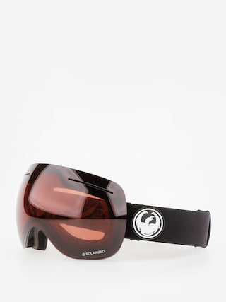 Gogle Dragon X1 (black/lumalens polarized)
