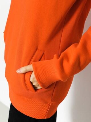 Bluza z kapturem Prosto Central HD Wmn (red)
