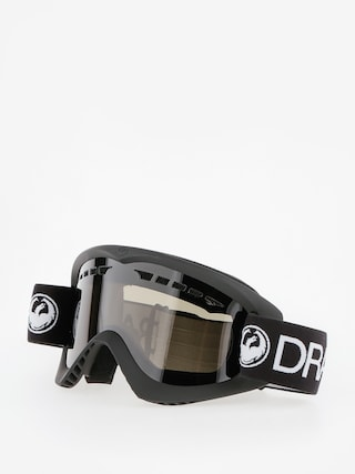 Gogle Dragon DX (black/dark smoke)