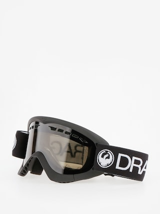 Gogle Dragon DXS (black/dark smoke)