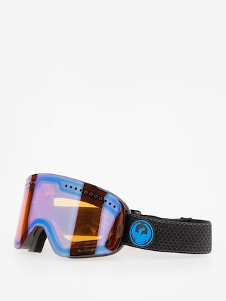 Gogle Dragon NFX (split/lumalens blue ion/l amber)