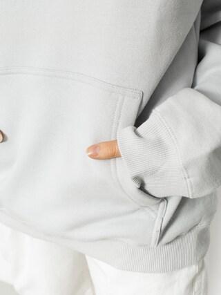 Bluza z kapturem Stussy Prism Logo HD Wmn (fog)