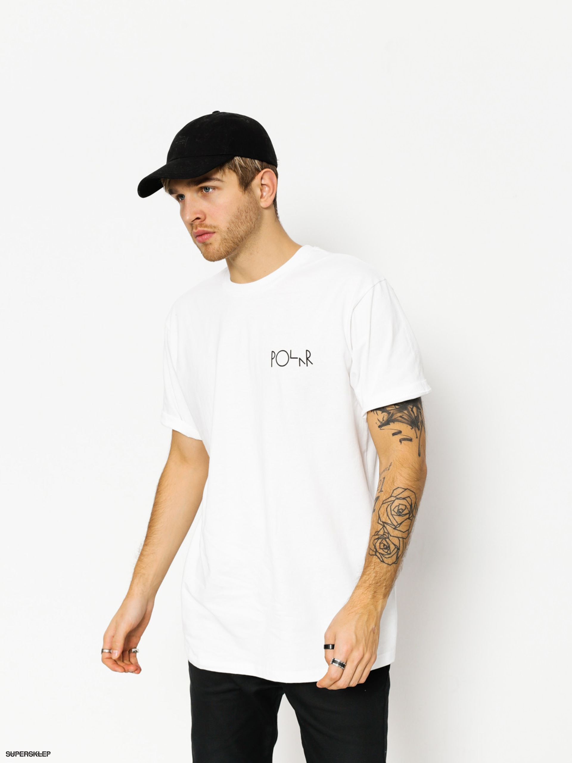 T-shirt Polar Skate Ego Loss Fill Logo